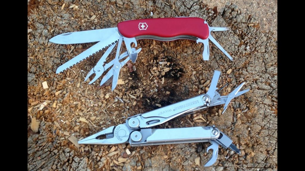 Victorinox vs Leatherman